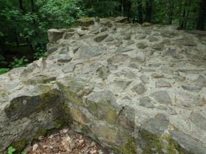 Ringmauer vom Schnellerts