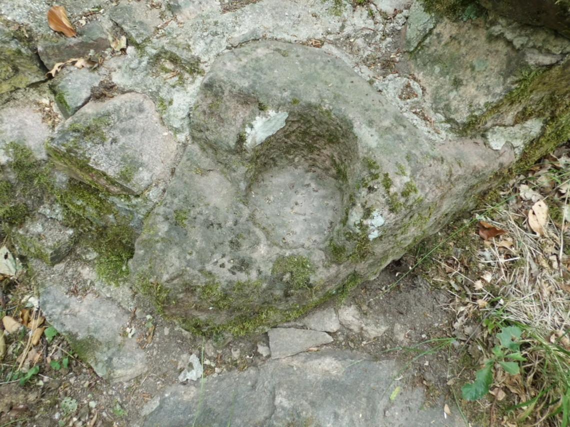 Torangelstein aus Sandstein