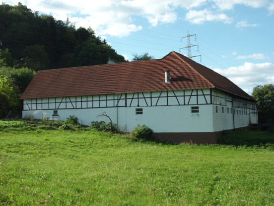 "Haalhof ehemals ""Hausen"" in Kuningisbach"