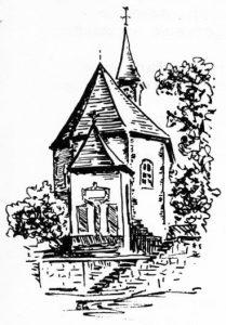 Kleinburg Zeichnung: W. Becker