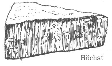 Grenzstein Höchst