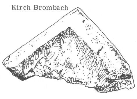 Grenzstein Kirchbrombach
