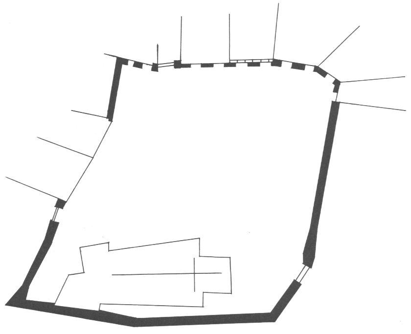 Gemarkung Kirch-Brombach Maßstab 1:500