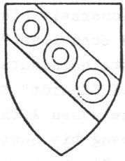 Wappen von Brenbsach Dubhorn Starkerad von Reckershausen