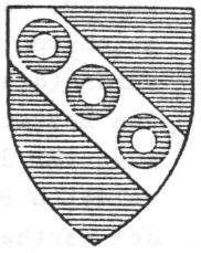 Wappen Echter von Mespelbrunn von Weckbach