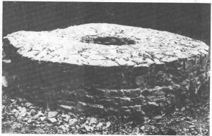 Turmstumpf, Zustand 1977